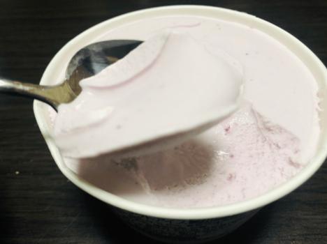 スーパーカップ ブルーベリーヨーグルト味